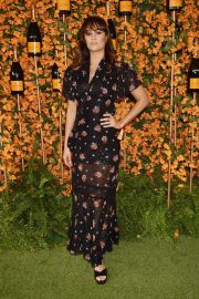 Dina Shihabi at 2018 Veuve Clicquot Polo Classic in Los Angeles 2018/10/06 3