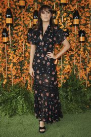 Dina Shihabi at 2018 Veuve Clicquot Polo Classic in Los Angeles 2018/10/06 5
