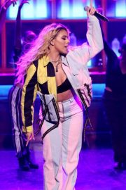 Dinah Jane at Tonight Show Starring Jimmy Fallon in New York 2018/10/08 1