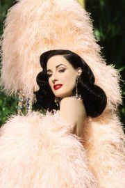 Dita Von Teese for Herring & Herring The Copper Coupe 2018 2