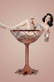 Dita Von Teese for Herring & Herring The Copper Coupe 2018 3