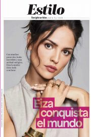 Eiza Gonzalez in Glamour Magazine, Mexico October 2018 2