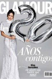 Eiza Gonzalez in Glamour Magazine, Mexico October 2018 9