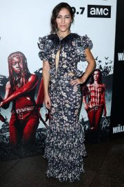 Eleanor Matsuura at The Walking Dead Premiere Party in Los Angeles 2018/09/27 7