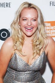 Elisabeth Moss at Her Smell Premiere at New York Film Festival 2018/09/29 5