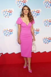 Elizabeth Hurley at Kinder Chocolate 50th Anniversary 2018/10/14 3