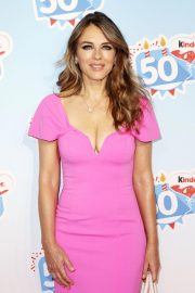 Elizabeth Hurley at Kinder Chocolate 50th Anniversary 2018/10/14 4