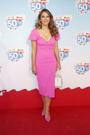 Elizabeth Hurley at Kinder Chocolate 50th Anniversary 2018/10/14 5