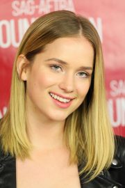 Elizabeth Lail at SAG-AFTRA Foundation Conversations Screening of You in Los Angeles 2018/10/11 1