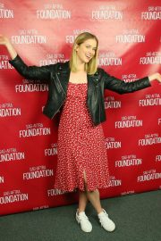 Elizabeth Lail at SAG-AFTRA Foundation Conversations Screening of You in Los Angeles 2018/10/11 2