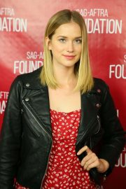 Elizabeth Lail at SAG-AFTRA Foundation Conversations Screening of You in Los Angeles 2018/10/11 7