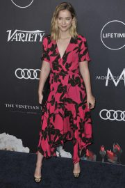 Elizabeth Lail at Variety's Power of Women 2018 in New York 2018/10/12 3