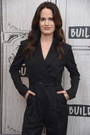 Elizabeth Reaser at Build Series in New York 2018/10/05 1