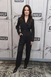Elizabeth Reaser at Build Series in New York 2018/10/05 5