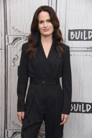 Elizabeth Reaser at Build Series in New York 2018/10/05 6