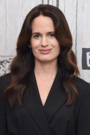 Elizabeth Reaser at Build Series in New York 2018/10/05 7