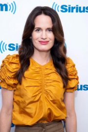 Elizabeth Reaser at SiriusXM Studios in New York 2018/10/05 1