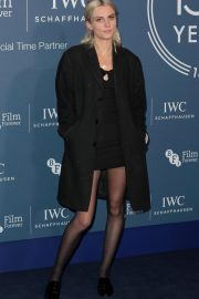 Ellie Rowsell at IWC Schaffhausen Gala Dinner in London 2018/10/09 5