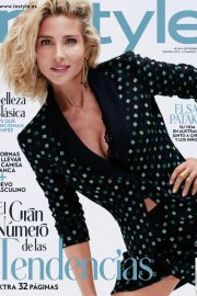 Elsa Pataky in Instyle Magazine, Spain September 2018 Issue 6