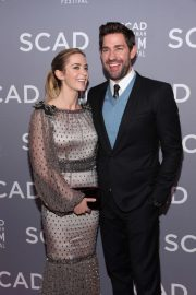 Emily Blunt at Scad Savannah Film Festival Opening Night 2018/10/27 3