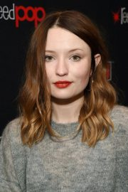 Emily Browning at New York Comic-con 2018/10/05 5