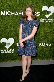 Emily Robinson at God's Love We Deliver Golden Heart Awards in New York 2018/10/16 8