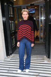 Emma Willis at BBC Studio in London 2018/10/27 2