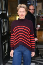 Emma Willis at BBC Studio in London 2018/10/27 10
