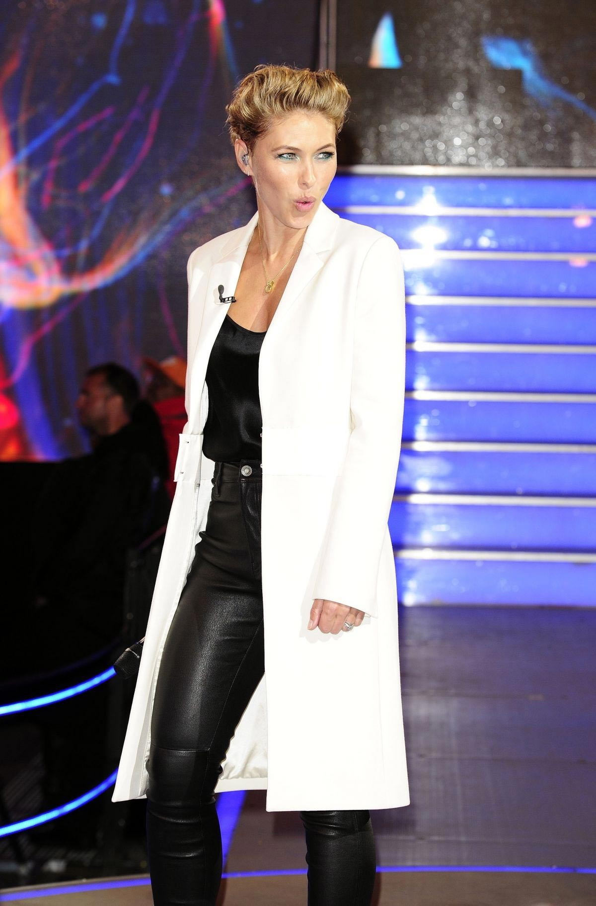 Emma Willis at Big Brother Eviction Night in Borehamwood 2018/10/05 1