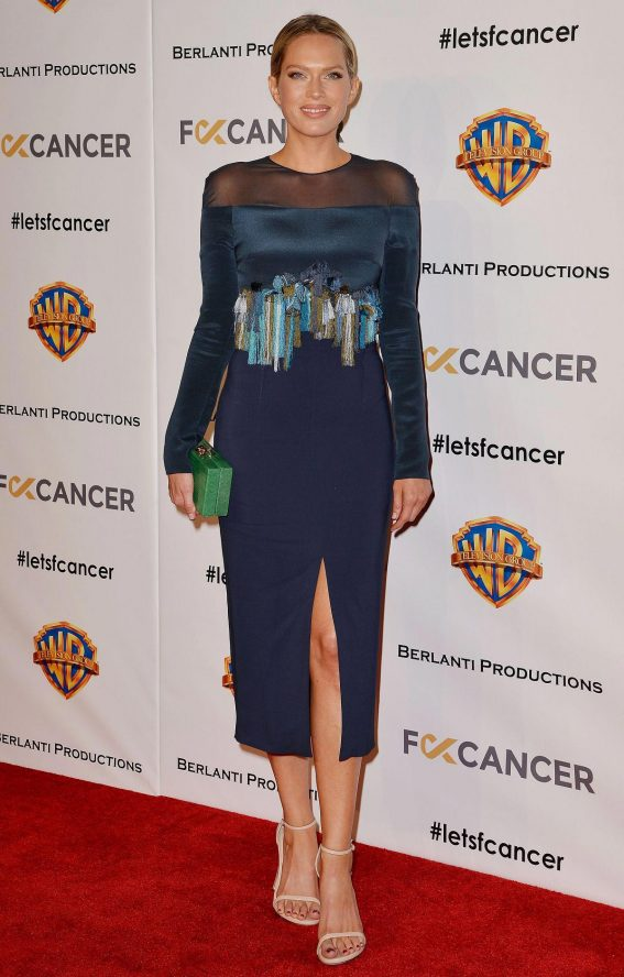 Erin Foster at Barbara Berlanti, Fk Cancer Benefit in Los Angeles 2018/10/13 1