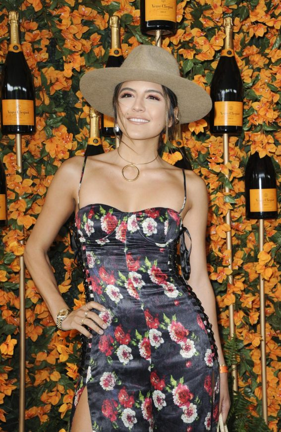 Erin Lim at 2018 Veuve Clicquot Polo Classic in Los Angeles 2018/10/06 1