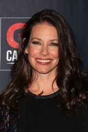 Evangeline Lilly at GO Campaign Gala in Los Angeles 2018/10/20 2