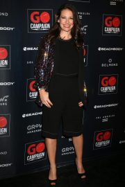 Evangeline Lilly at GO Campaign Gala in Los Angeles 2018/10/20 3