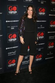 Evangeline Lilly at GO Campaign Gala in Los Angeles 2018/10/20 5