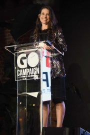 Evangeline Lilly at GO Campaign Gala in Los Angeles 2018/10/20 6