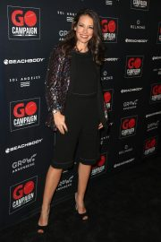 Evangeline Lilly at GO Campaign Gala in Los Angeles 2018/10/20 8