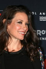 Evangeline Lilly at GO Campaign Gala in Los Angeles 2018/10/20 10