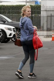 Evanna Lynch Arrives at Dance Practice in Los Angeles 2018/10/14 1