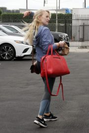 Evanna Lynch Arrives at Dance Practice in Los Angeles 2018/10/14 3