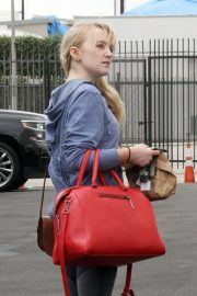 Evanna Lynch Arrives at Dance Practice in Los Angeles 2018/10/14 4