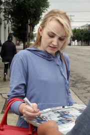 Evanna Lynch Arrives at Dance Practice in Los Angeles 2018/10/14 6