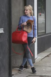Evanna Lynch Arrives at Dance Practice in Los Angeles 2018/10/14 8