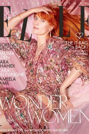 Florence Welch in Elle Magazine, UK November 2018 10