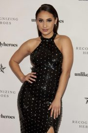 Francia Raisa at Recognizing Heroes Charity Benefit in Dallas 2018/10/27 4
