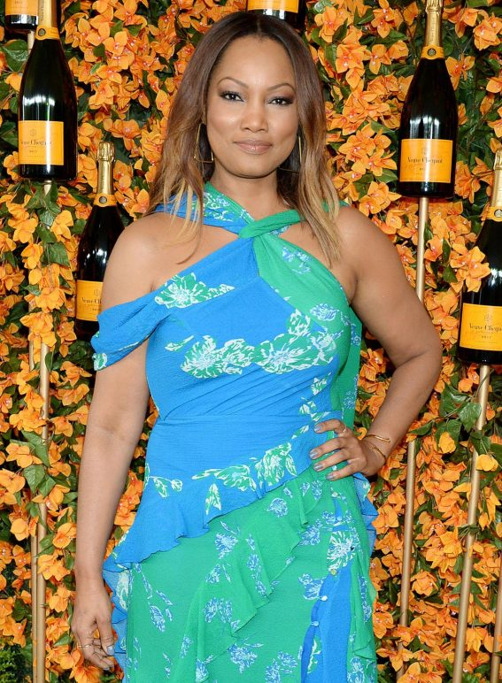 Garcelle Beauvais at 2018 Veuve Clicquot Polo Classic in Los Angeles 2018/10/06 1