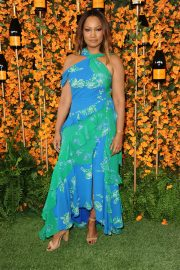 Garcelle Beauvais at 2018 Veuve Clicquot Polo Classic in Los Angeles 2018/10/06 2