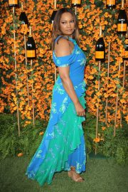 Garcelle Beauvais at 2018 Veuve Clicquot Polo Classic in Los Angeles 2018/10/06 6