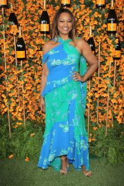 Garcelle Beauvais at 2018 Veuve Clicquot Polo Classic in Los Angeles 2018/10/06 7