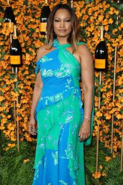 Garcelle Beauvais at 2018 Veuve Clicquot Polo Classic in Los Angeles 2018/10/06 10