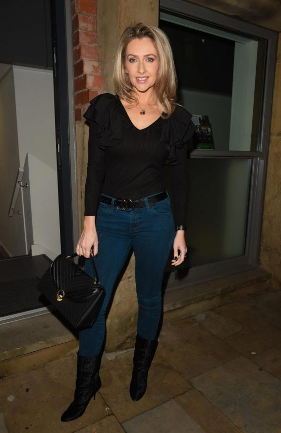 Gemma Merna at P1 Gym Open Evening in Manchester 2018/10/16 1